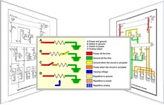 Wiring Diagram Color-Coding